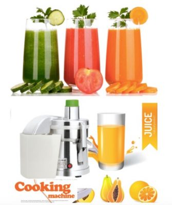 Mesin Juice Extractor (MK4000) 2