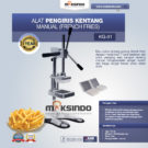 Jual Alat Pengiris Kentang Manual (french fries) di Bekasi