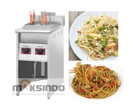 Jual Mesin Pemasak Mie (Gas LPG) di Bekasi