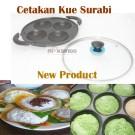 Jual Cetakan Kue Serabi di Bekasi