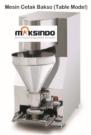 Jual Mesin Cetak Bakso Mini (Table Model) – MCB-200B di Bekasi