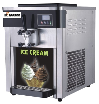 Mesin Es Krim Maksindo Cocok Bagi Usaha Ice Cream