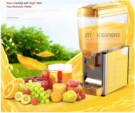 Jual Mesin Juice Dispenser 1 Tabung 15 Liter – DSP-15×1 di Bekasi
