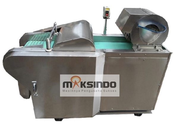 Mesin Vegetable Cutter Multifungsi (Type MVC750) 10