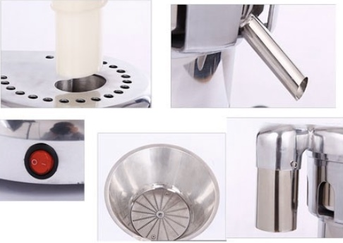Mesin Juice Extractor (MK-3000) 2