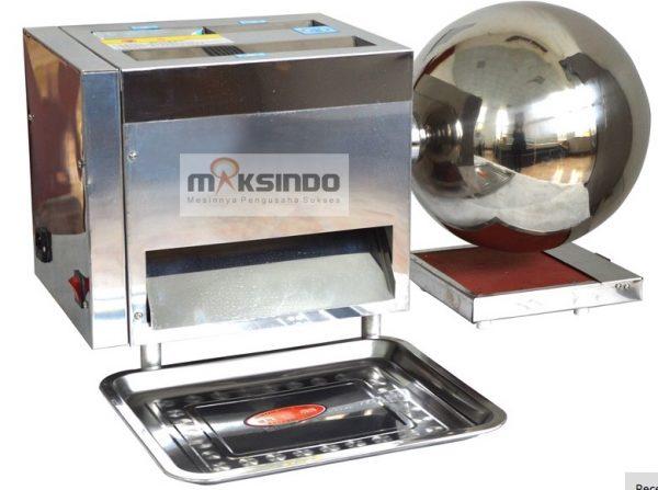 Mesin Pembuat Pill Bulat Herbal (FMS99) 2