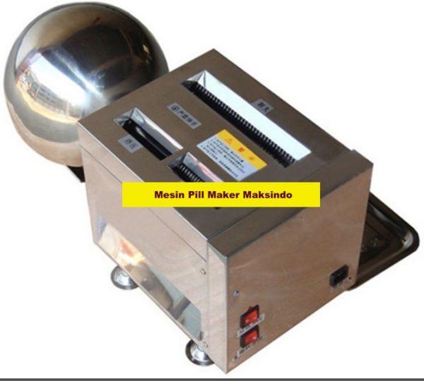 Mesin Pembuat Pill Bulat Herbal (FMS99) 6
