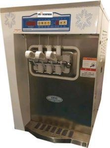 Jual Mesin Soft Ice Cream 3 Kran (Denmark Compressor) – ISC32 di Bekasi