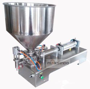 Jual Mesin Filling Cairan dan Pasta – MSP-FL300 di Bekasi