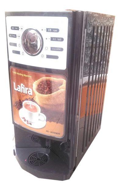 Mesin Kopi Vending LAFIRA (3 Minuman) 5