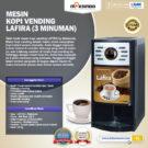 Jual Mesin Kopi Vending LAFIRA (3 Minuman) di Bekasi