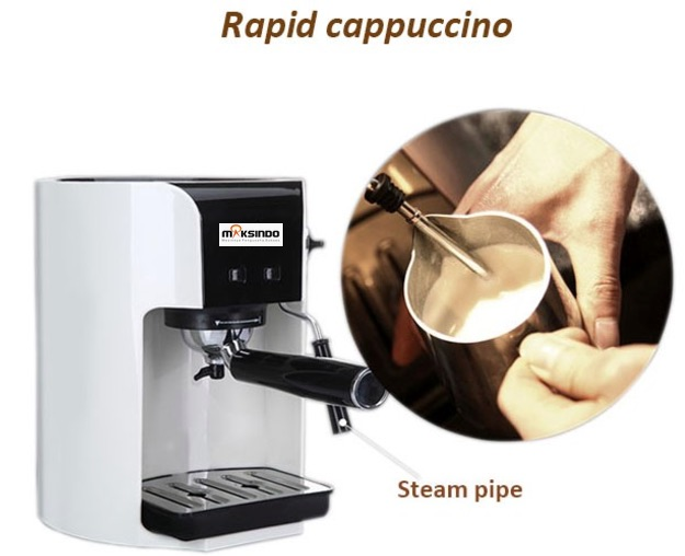 Jual Mesin Kopi Espresso Semi Auto – MKP50 di Bekasi