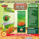 Paket Usaha Ice Tea Drink Program BOM