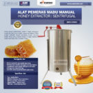 Jual Alat Pemeras Madu Manual (HON31) di Bekasi