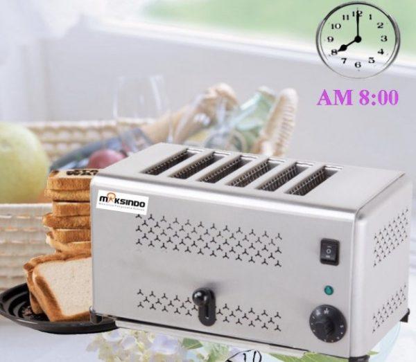 Jual Mesin Bread Toaster (Roti Bakar-D06) di Bekasi