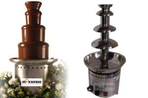 Jual Mesin Chocolate Fountain 4 Tier (MKS-CC4) di Bekasi