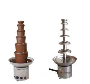 Jual Mesin Chocolate Fountain 6 Tier (MKS-CC6) di Bekasi