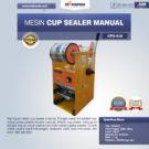Jual Mesin Cup Sealer Manual NEW di Bekasi