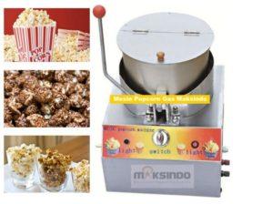 Jual Mesin Popcorn Gas (MKS-POP10) di Bekasi