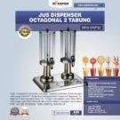Jual Jus Dispenser Octagonal 2 Tabung  (DSP32) di Bekasi