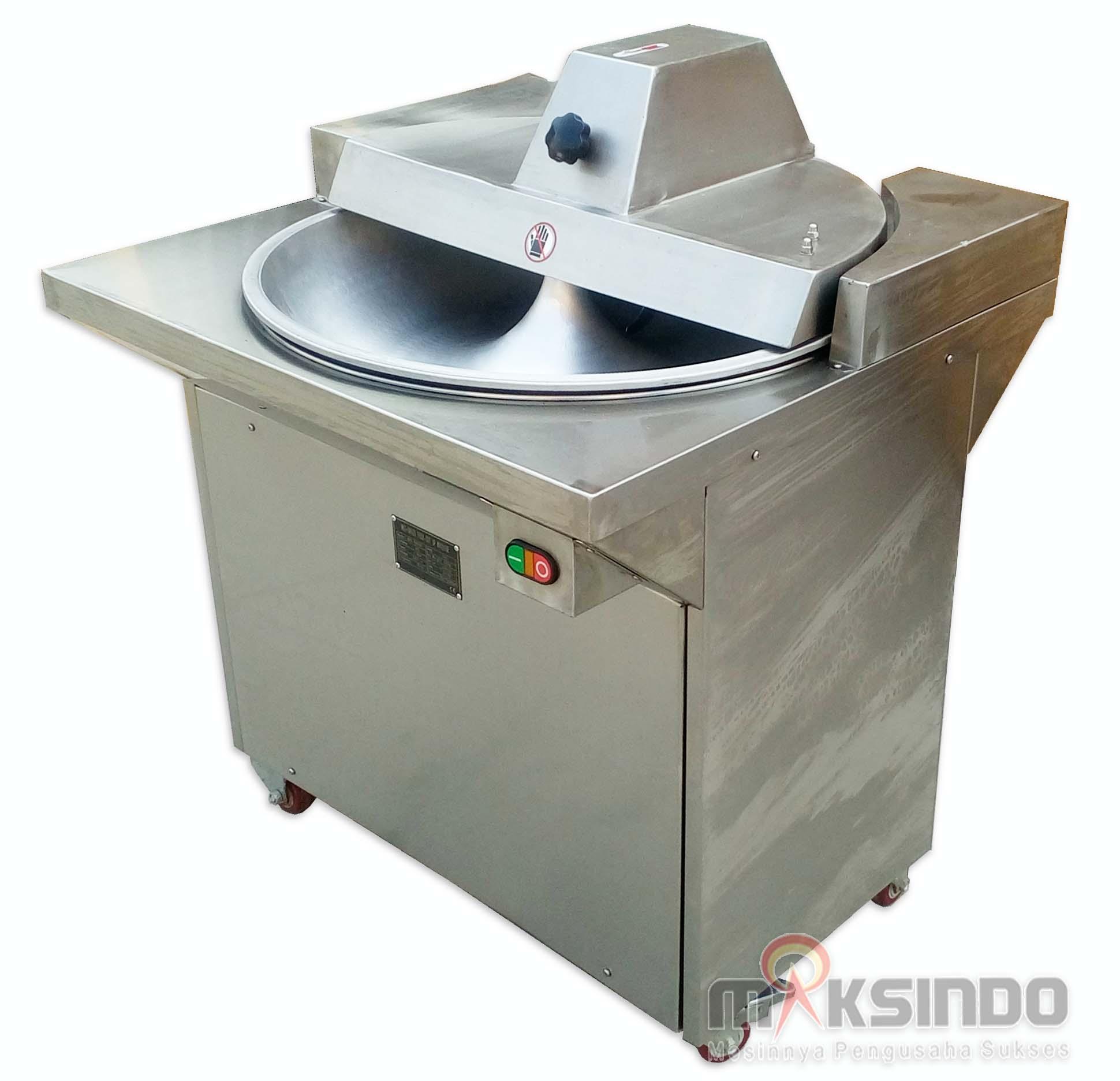 Jual Mesin Cut Bowl Full Stainless (QW620A) di Bekasi