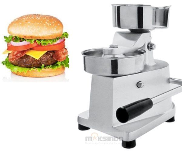 Jual Alat Pencetak Hamburger Manual (HBP15) di Bekasi