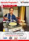 Food Truck Jolle Food : Mesin Crepes Maksindo Sangat Maksimal