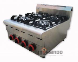 Jual Counter Top 4-Burner Gas Range di Bekasi
