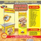 Paket Usaha Hot Potato Program BOM
