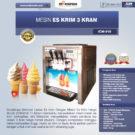 Jual Mesin Es Krim 3 Kran (Japan Kompressor) di Bekasi