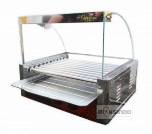 Jual Mesin Panggangan Hot Dog (Hot Dog Grill) MKS-HD10 di Bekasi