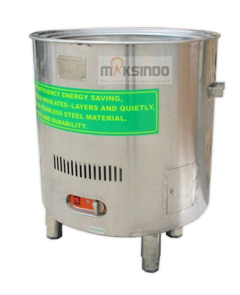 Jual Mesin Pengukus – Steam Machine(Gas) MKS-ST25G di Bekasi