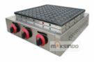 Jual Mini Pancake Poffertjes Gas 100 Lubang MKS-MPC100 di Bekasi