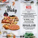 Training Usaha Pizza Minggu, 30 September 2018