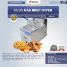 Jual Mesin Gas Deep Fryer MKS-71 di Bekasi