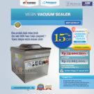 Jual Vacuum Sealer MSP-DZ400/2T di Bekasi