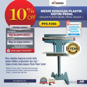 Jual Pedal Sealing Machine (PFS-F350) Di Bekasi
