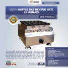 Jual Gas Waffle Bentuk Hati 25 Lubang MKS-HSW25G di Bekasi