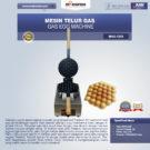 Jual Mesin Telur Gas (Gas Egg Machine) MKS-CI55 Di Bekasi