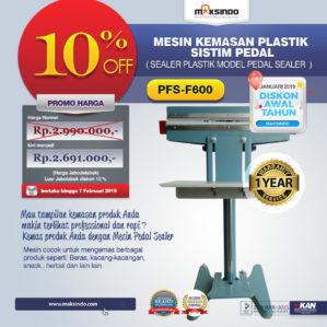 Jual Pedal Sealing Machine (PFS-F600) Di Bekasi