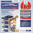 Jual Mesin Pembuat Egg Roll (Gas) 4 Lubang MKS-ERG444 di Bekasi