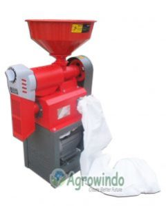 Jual Mesin Rice Milling 3in1 (Butterfly Rice Mill) AGR-BTFLY220 di Bekasi
