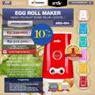 Jual Egg Roll Maker ARD-404 di Bekasi