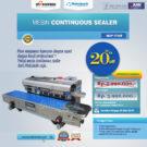 Jual Continuous Band Sealer MSP-770IB di Bekasi
