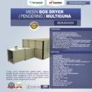 Jual Mesin Pengering Padi, Jagung, dan Produk Pertanian (BOX DRYER) di Bekasi