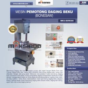 Jual Bonesaw Pemotong Daging Beku (BSW300) di Bekasi