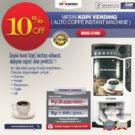 Jual Mesin Kopi Instant (Auto Coffee Instant Machine) di Bekasi