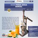 Jual Alat Pemeras Jeruk Manual ARD-J22 Di Bekasi