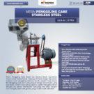 Jual Mesin Penggiling Cabe Stainless Steel di Bekasi