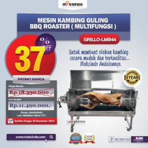 Jual Mesin Kambing Guling BBQ Roaster (GRILLO-LMB44) di Bekasi